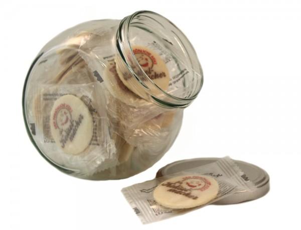 Schraubglas für 30 Kekse
